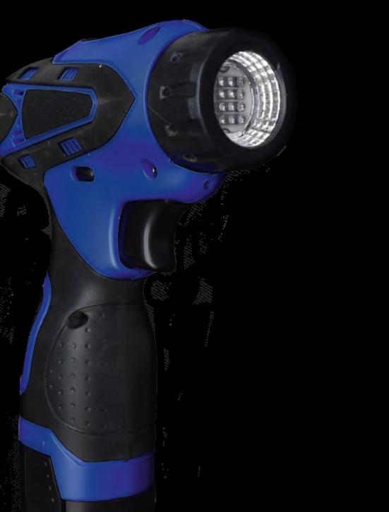 B-Tec RapidSun Mobile LED UV-A Leuchte