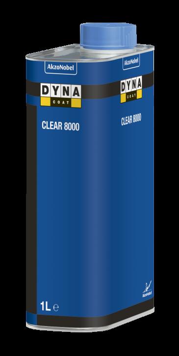 Dynacoat 8000 Clear 1 ltr.