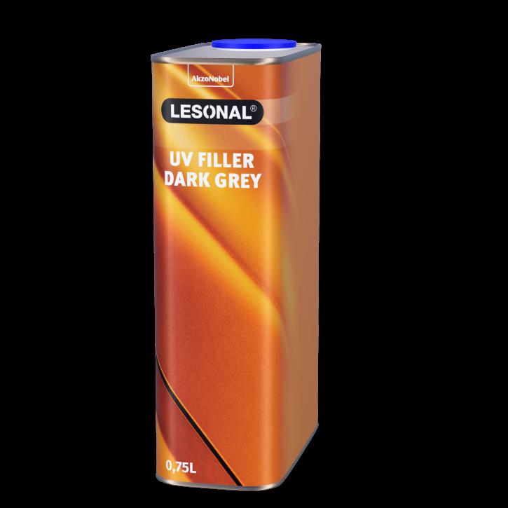 Lesonal UV-Filler dunkelgrau (750ml)
