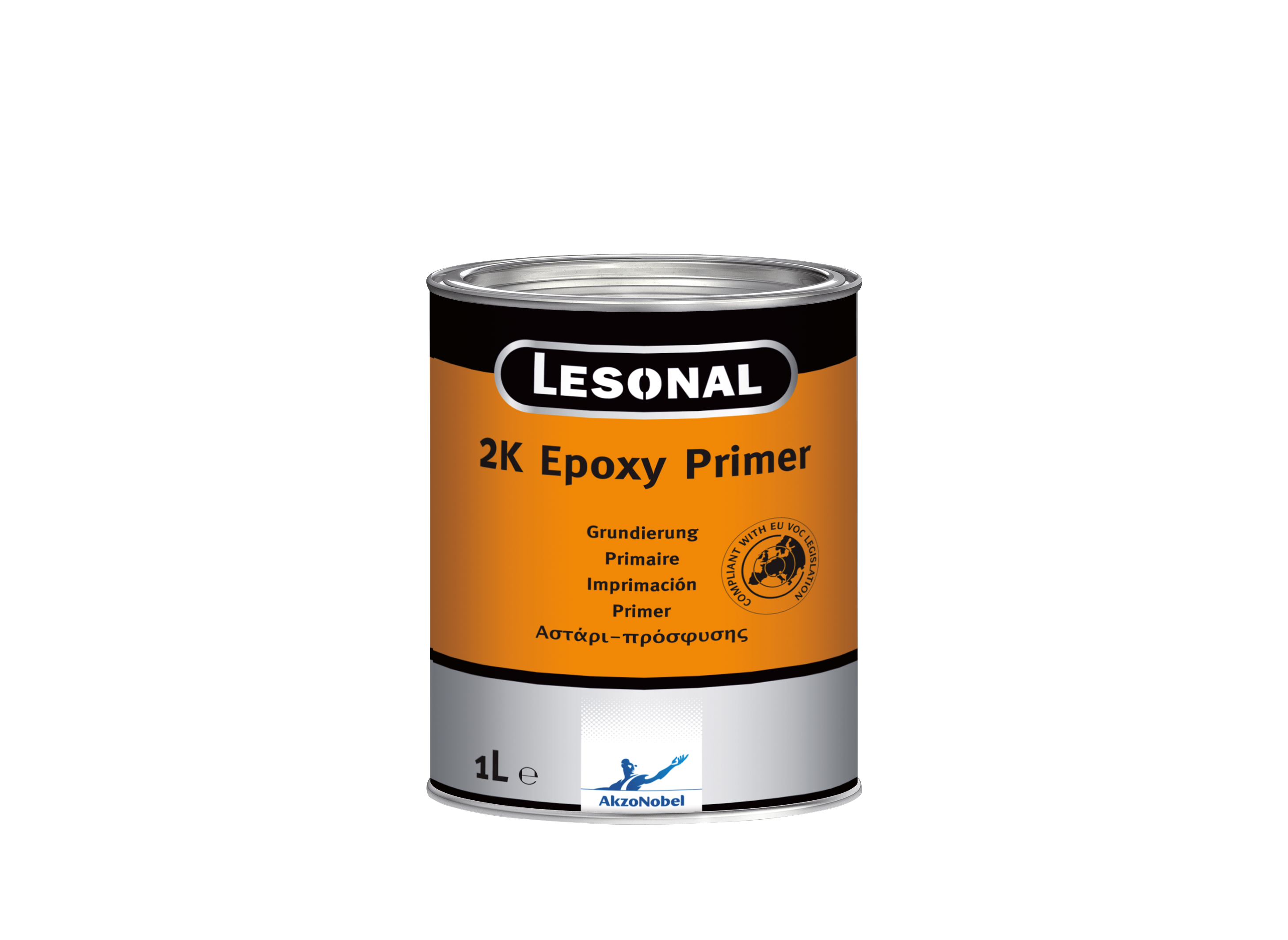 lesonal 2k epoxy primer 1 0 liter. Black Bedroom Furniture Sets. Home Design Ideas