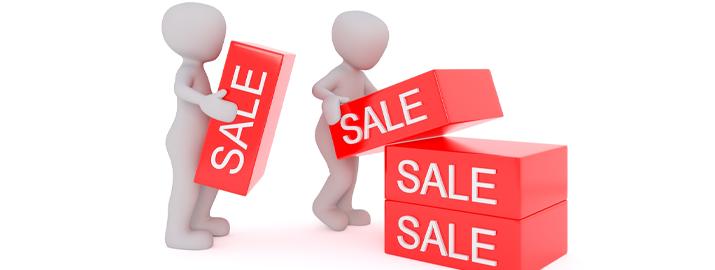 Abverkauf - Sale