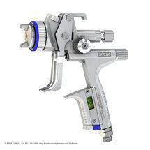 SATAjet 5000 B RP Digital mit Drehgelenk und RPS- Einwehbecher (0,3l/ 0,6l/ 0,9l)