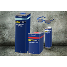 Dynacoat Clear UHS Speed Startpaket PLUS Sonnenbrille