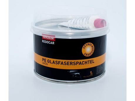 Feycolor REDOCAR Glasfaserspachtel styrolarm 1,0 kg