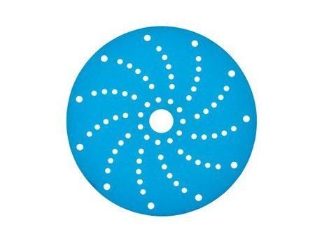 3M 325U Hookit Blau Schleifscheibe Multiloch 51115 P240 - Abverkauf