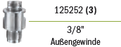 SATA RPS Adapter 125252 für DeVilbiss