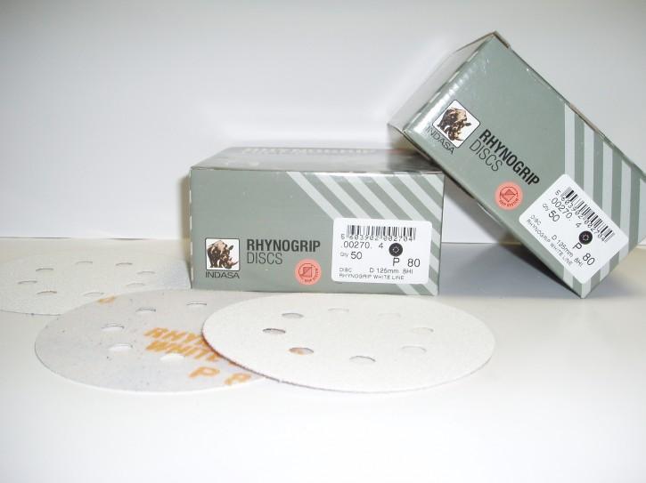 Indasa Exzenterscheiben Ø125mm 50 Blatt P400
