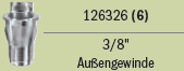 SATA RPS Adapter 126326 für Graco