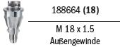 SATA RPS Adapter 188664 für SAGOLA