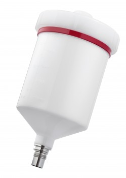 SATA® Kunststoff - Mehrwegbecher (0,6l)