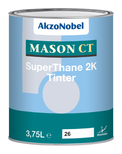 Mason SuperThane 2K Topcoat 3,75L
