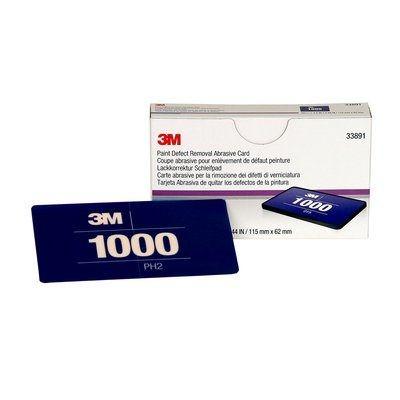3M™ 264L Lackkorrektur Handschleifsystem Schleifblüten kartenformat 115x67mm