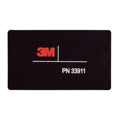 3M™ 264L Lackkorrektur Handschleifsystem Schleifpad flexible 115x67mm