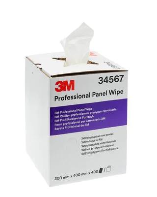 3M™ Karosserie-Reinigungstücher 400 Tücher/Rolle