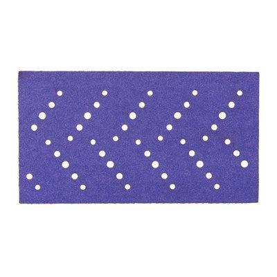 3M™ Cubitron™ II Hookit™ Purple Premium Streifen 334U 50 Blatt (70x127mm)