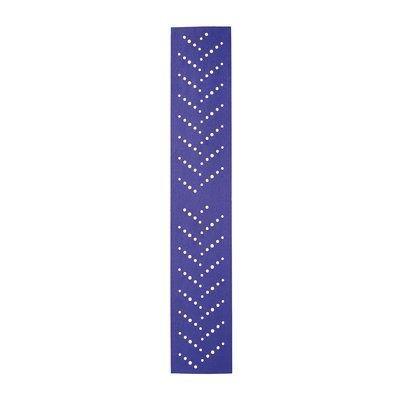 3M™ Cubitron™ II Hookit™ Purple Premium Streifen 737U 50 Blatt (70x396mm)