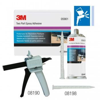3M05901 Kunststoff-Reparaturmaterial / Doppelkartuschen-Set