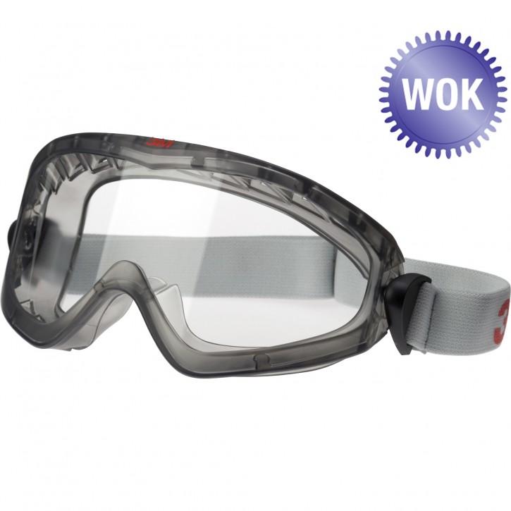 3M Premium Vollsichtbrille 2890SA
