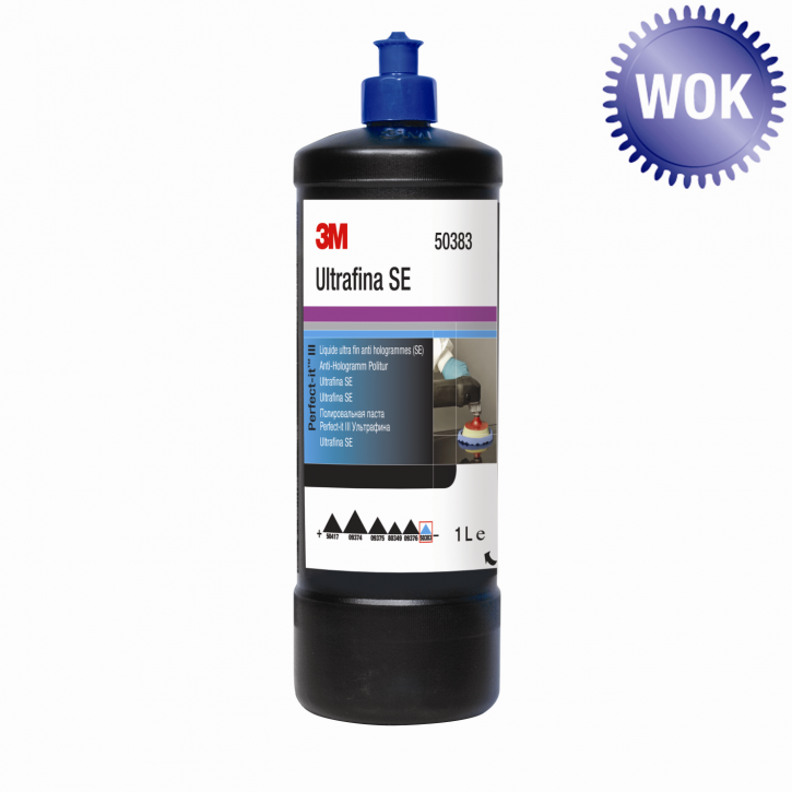 1ltr. 50383 3M Perfect-it III Anti-Hologramm Politur, dunkelblau