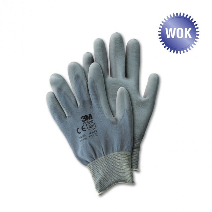 3M Handfit-PU Handschuhe Gr. M / 8