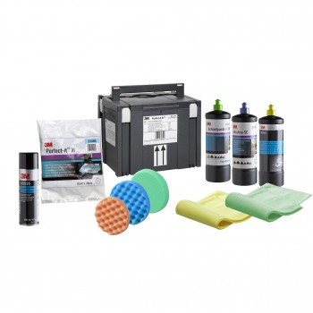 3M50095 Perfect-it™ III Finish Farbsystem-Box