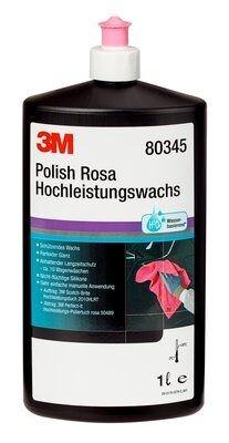 1ltr. 80345 3M Polish Rosa Hochleistungswachs, rosa