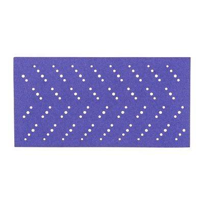 3M™ Cubitron™ II Hookit™ Purple Premium Streifen 737U 50 Blatt (115x225mm)