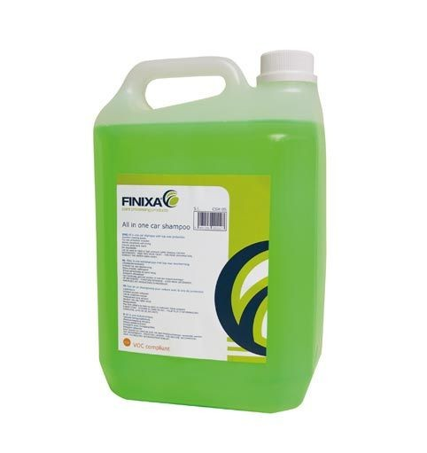 Finixa All in One Autoshampoo 5L