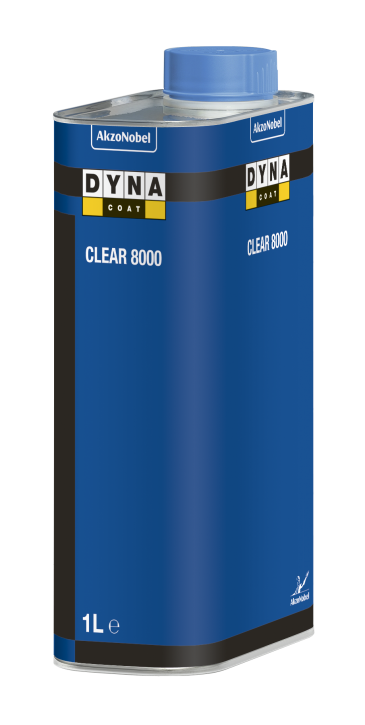 Dynacoat 8000 Clear 1 ltr.