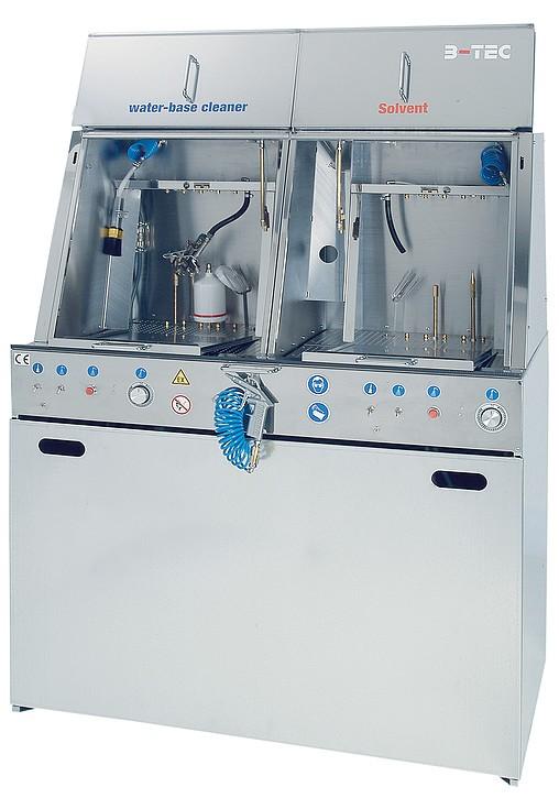 B-TEC d-800 Waschgerät