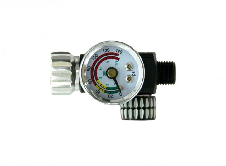 Finixa  SPG920 Druckregler für Lackierpistole