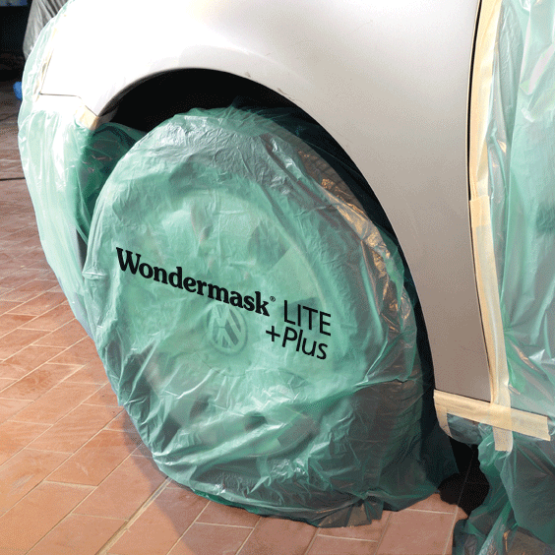 Horn & Bauer Wondermask Radabdeckung 1000 x 950mm (250 Stück)