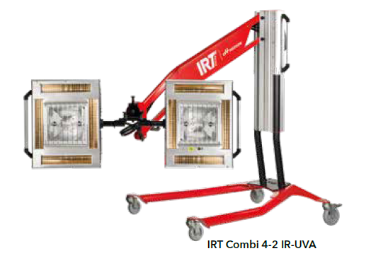 Herkules IRT Combi 4-2 IR-UVA