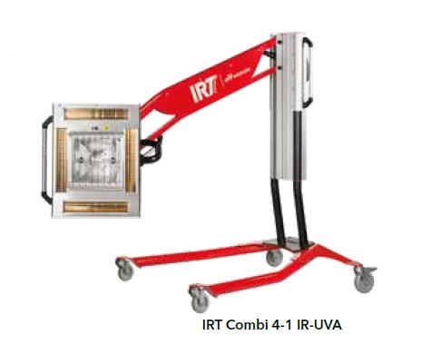 Herkules IRT Combi 4-1 IR-UVA