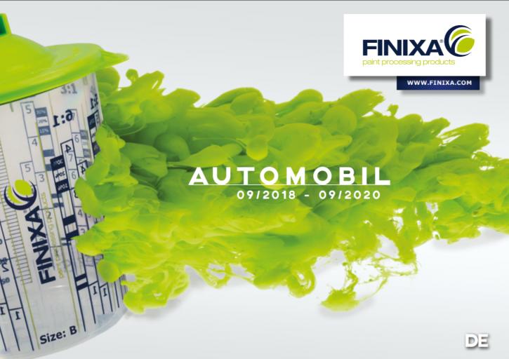 Finixa Katalog 2019 / 2020