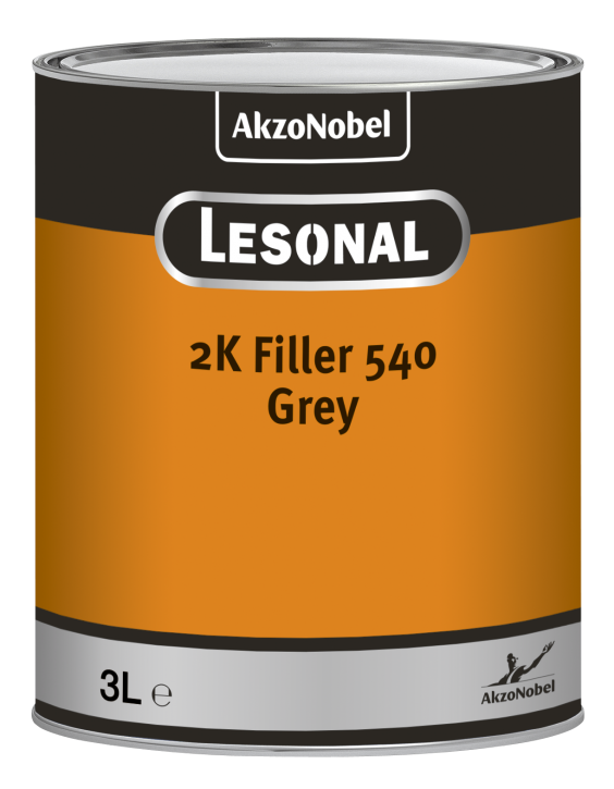 Lesonal 540 Füller (3L) grau