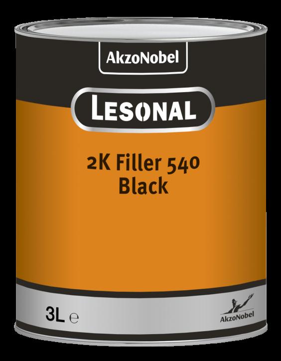 Lesonal 540 Füller (3L) schwarz