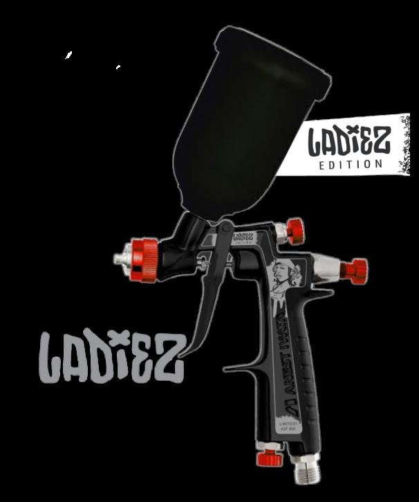 Iwata LPH-80 ladiez edition