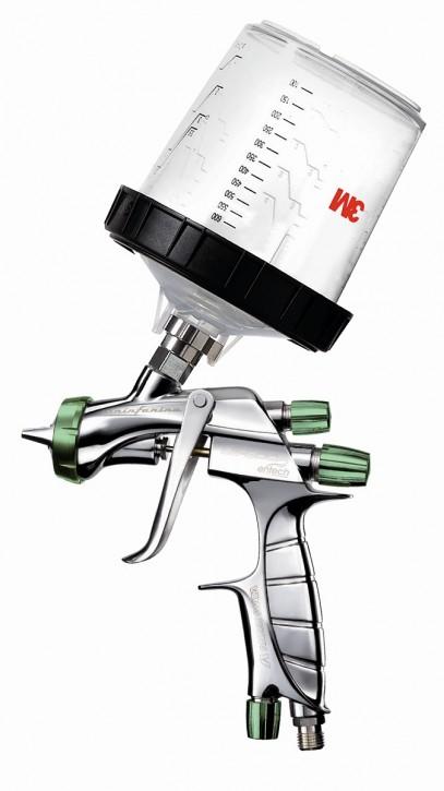 ANEST IWATA LS-400 entech Pro Kit PPS ETS