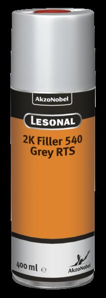 Lesonal 2k Füller 540 grau RTS (400ml)