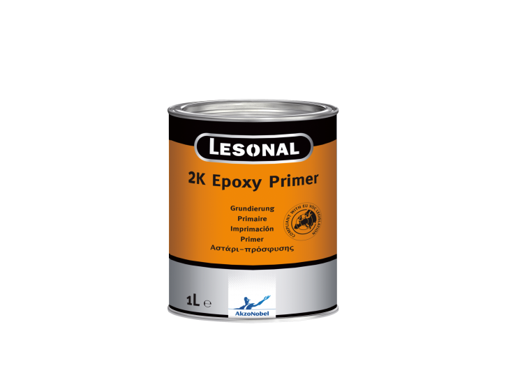Lesonal 2k Epoxy Primer 1,0 Liter