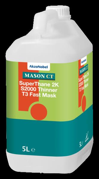 Mason SuperThane 2K S2000 Verdünnung T3 fast Mask 5L