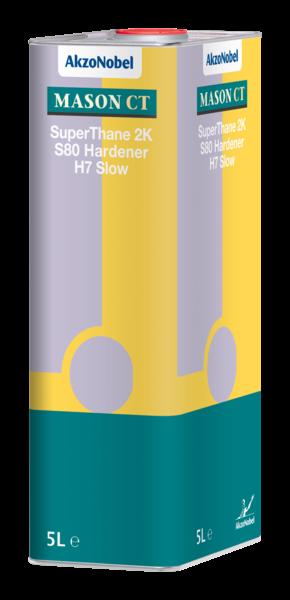 Mason SuperThane 2K S80 Härter H7 slow 5L