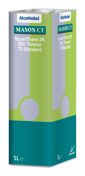 Mason SuperThane 2K S80 Verdünnung T5 standard 5L