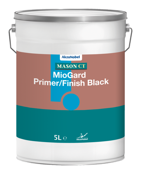 Mason MioGard Primer/Finish Schwarz 5L