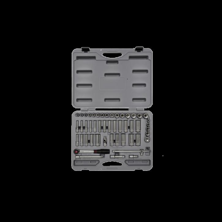 Ronin Tools Nusskastensatz 1/2 Antrieb (53 tgl.)