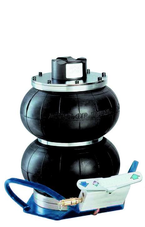 B-TEC PR-02 Pneumatischer Radfreiheber