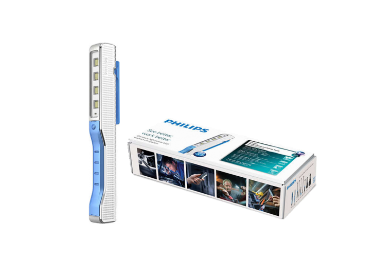 Philips Penlight Premium Gen2 silver LPL28RECHX1