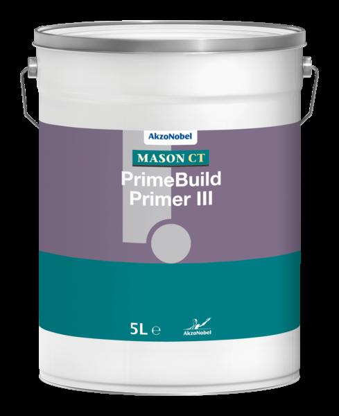 Mason PrimeBuild III Primer 5L