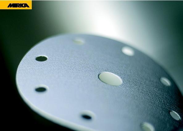 Mirka Q-Silver Grip Scheiben Ø150mm
